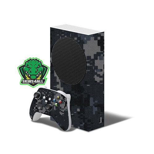 Xbox Series S Skin ''Digi Camo''
