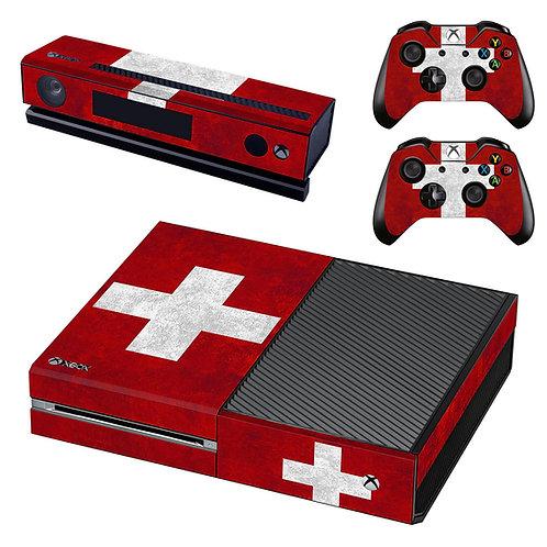 Xbox One Skin ''Swiss''