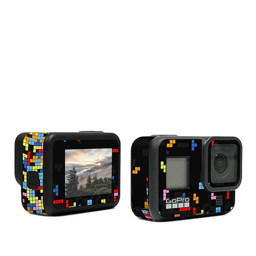GoPro Hero Skin ''Blocks''