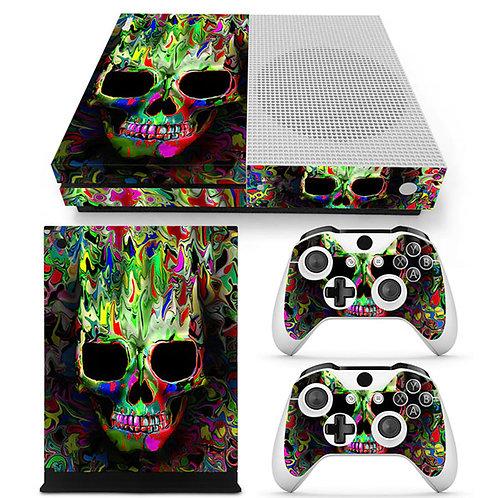 Xbox One S Skin ''Acid''