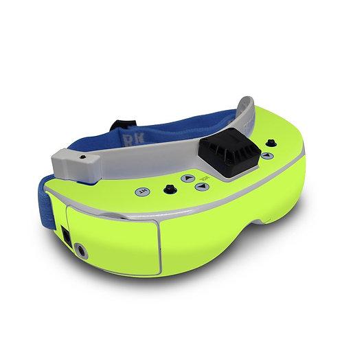 Fat Shark FPV Goggles Skin ''Neon Green''