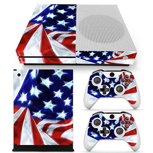 Xbox One S Skin ''USA''