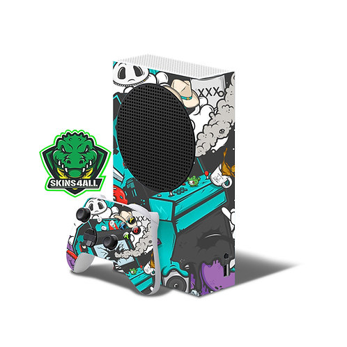 Xbox Series S Skin ''Arcade''