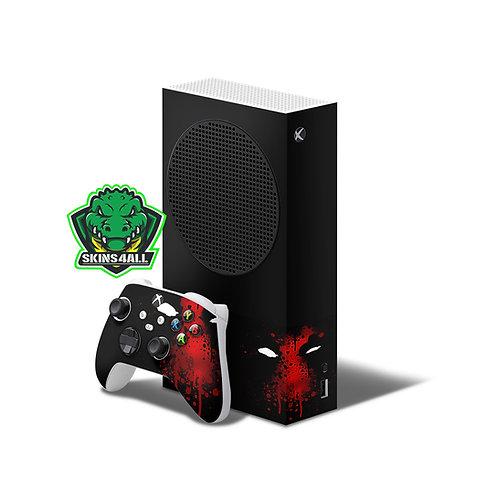 Xbox Series S Skin ''Merc''