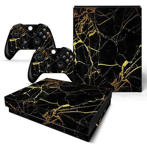 Xbox One X Skin ''Marble''