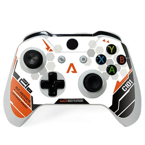 Xbox One Controller Skin ''Armory''