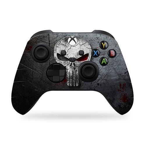 Xbox Series S/X Controller Skin ''Punisher''