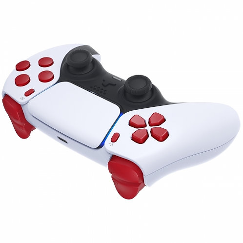 Ps5 Controller Knöpfe Set ''Red''