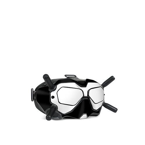 Dji FPV Goggles V2 Skin ''B&W''