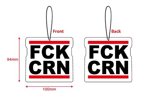 Car Airfreshener ''CRN''