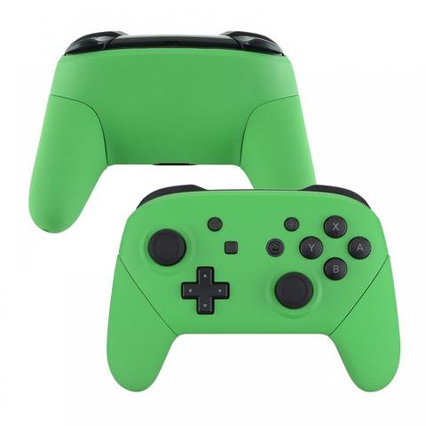 Switch pro Controller Shell ''Green''