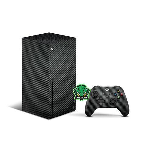 Xbox Series X Skin ''Carbon''