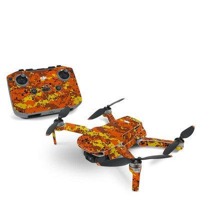 Dji Drone Skin Set ''Forest Camo''