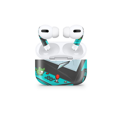 Apple Airpods Pro Skin ''Arcade''