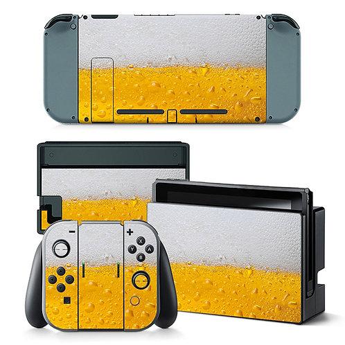 Nintendo Switch Skin ''Cheers''
