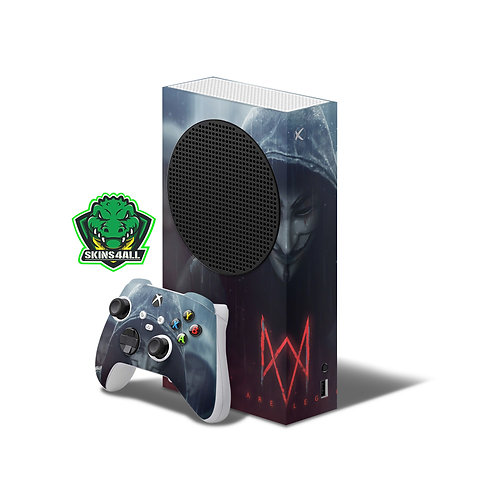 Xbox Series S Skin ''Legion''