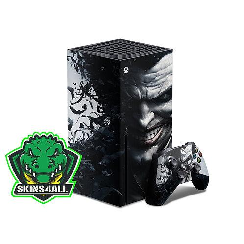 Xbox Series X Skin ''Joker''