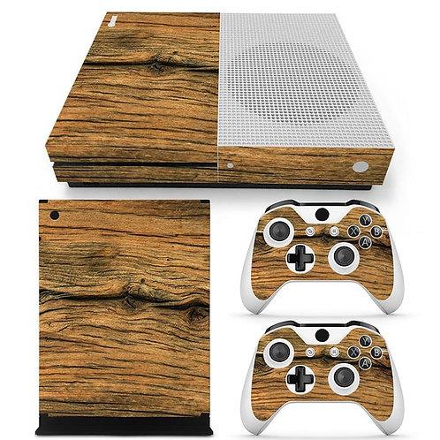 Xbox One S Skin ''Rustico''
