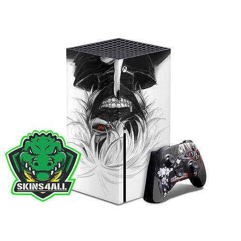 Xbox Series X Skin ''Ghoul''