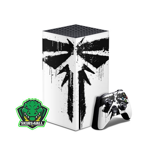 Xbox Series X Skin ''Firefly''