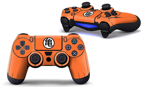 Playstation 4 Controller Skin ''DBZ''