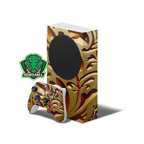 Xbox Series S Skin ''Heritage''