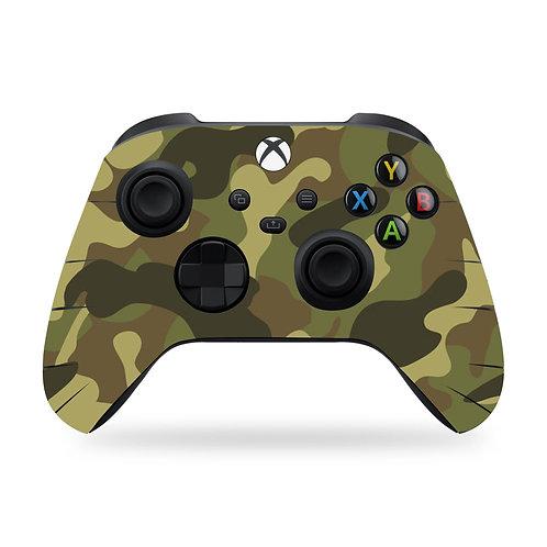 Xbox Series S/X Controller Skin ''Jungle''