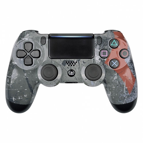Playstation 4 Controller Shell ''GOW''