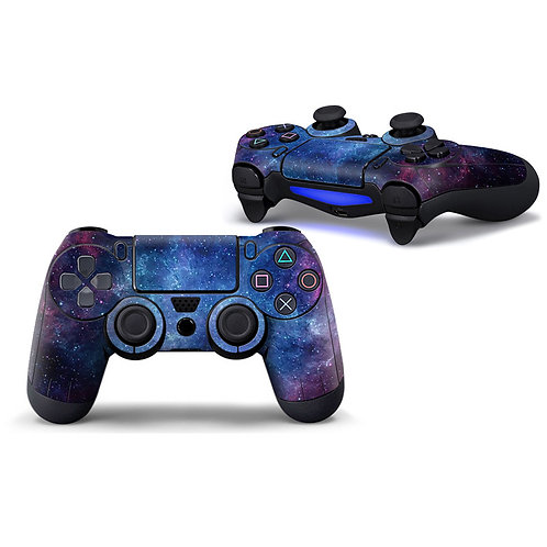 Playstation 4 Controller Skin ''Deep Space''