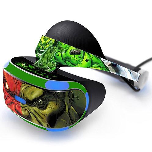 Playstation 4 VR Skin ''Rage''