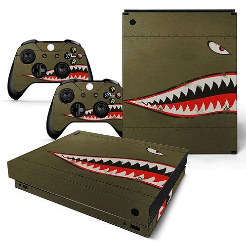 Xbox One X Skin ''Strike''
