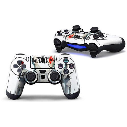 Playstation 4 Controller Skin ''High Stakes''
