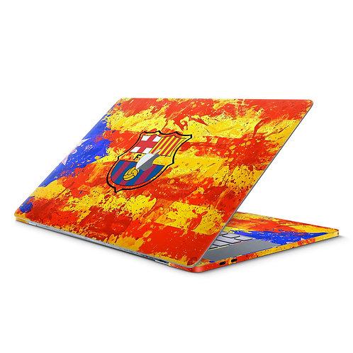 Macbook Skin ''Catalan''