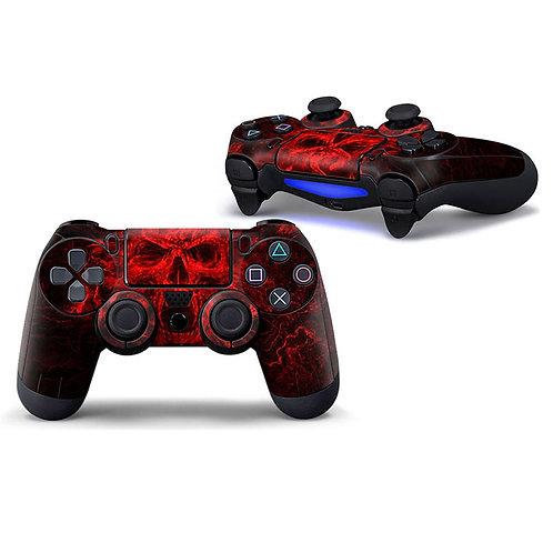 Playstation 4 Controller Skin ''Vampire''