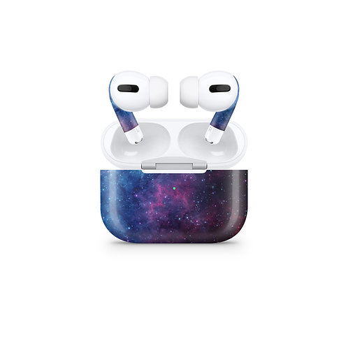 Apple Airpods Pro Skin ''Deep Space''