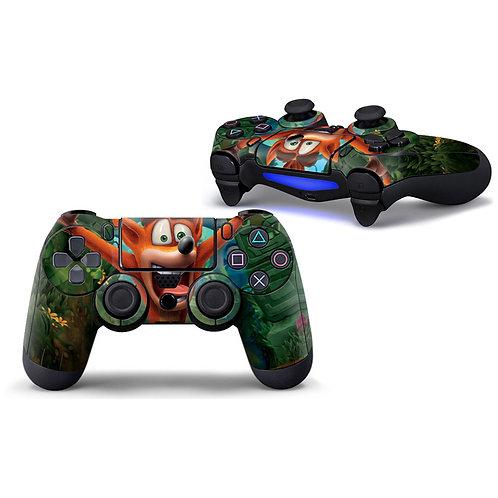 Playstation 4 Controller Skin ''Bandicoot''