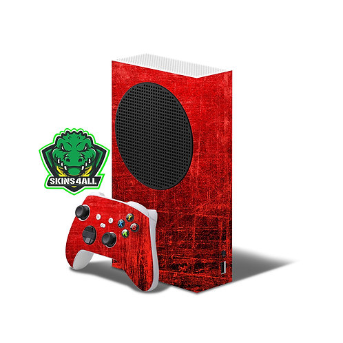 Xbox Series S Skin ''Brushed''