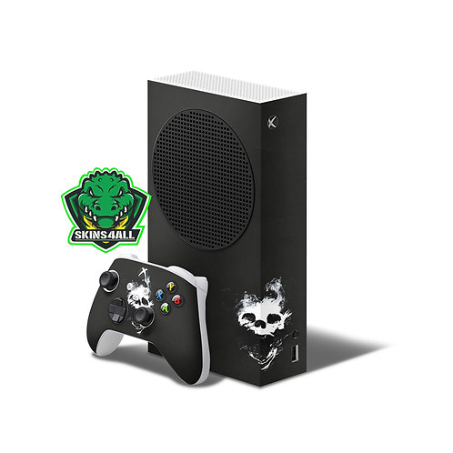 Xbox Series S Skin ''Skull''