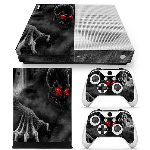 Xbox One S Skin ''Evil''