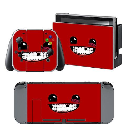 Nintendo Switch Skin ''Red''