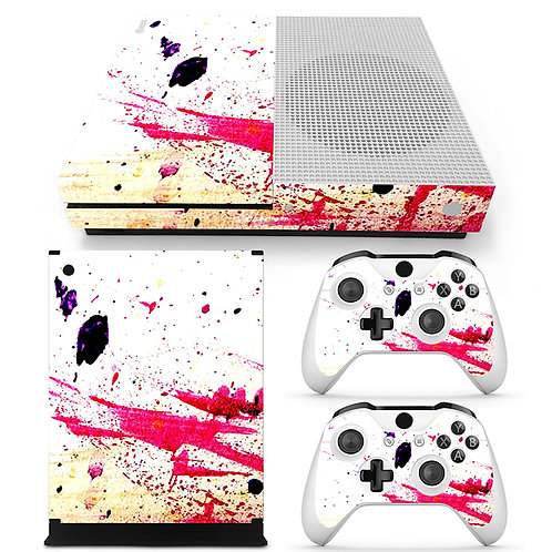 Xbox One S Skin ''Abstract''