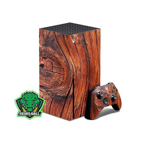 Xbox Series X Skin ''Nature''