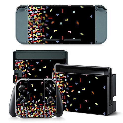 Nintendo Switch Skin ''Blocks''