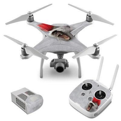 Dji Drone Skin ''Punk''
