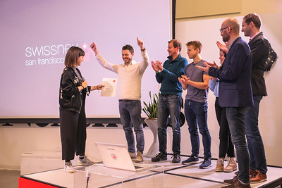 advaisor wins at SwissNex Demo Day 2019