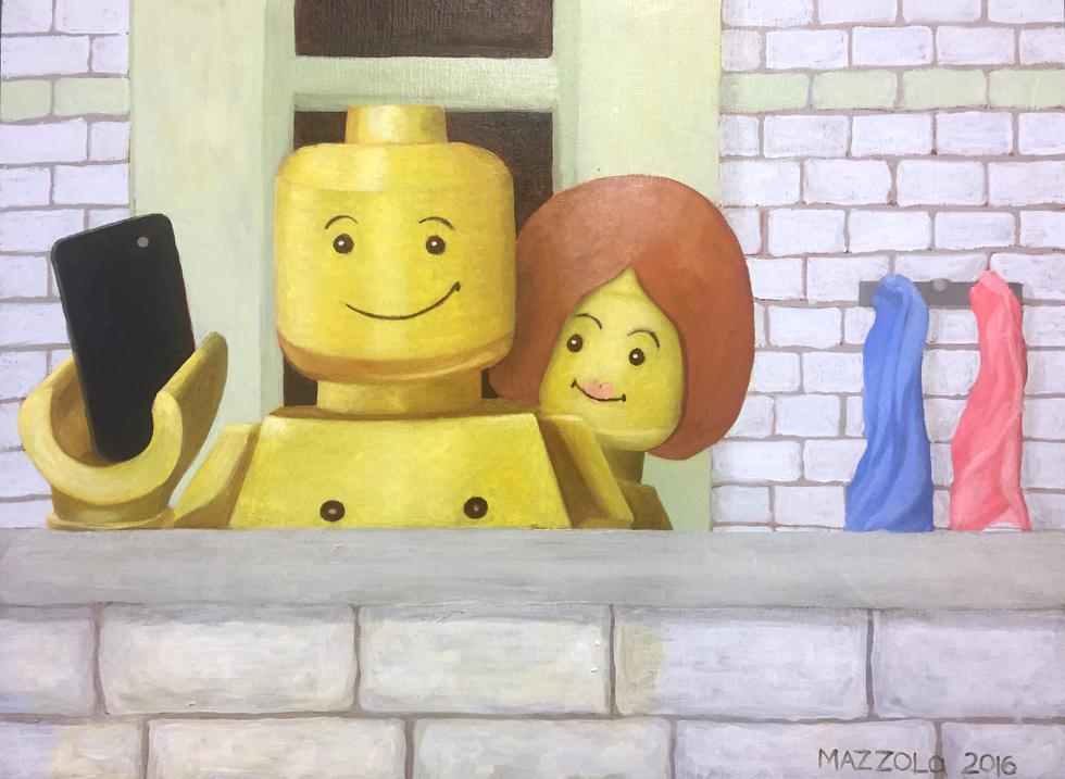 Celeberty Selfie