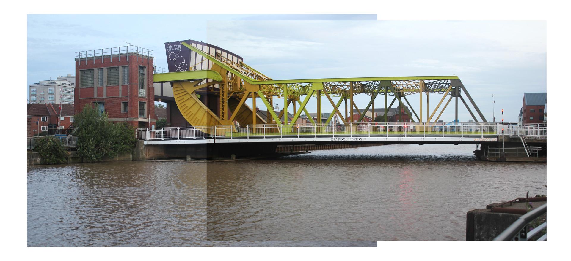 John Venn Bridge high tide.jpg