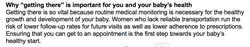 Part 3 Native Ad - Prenatal Care