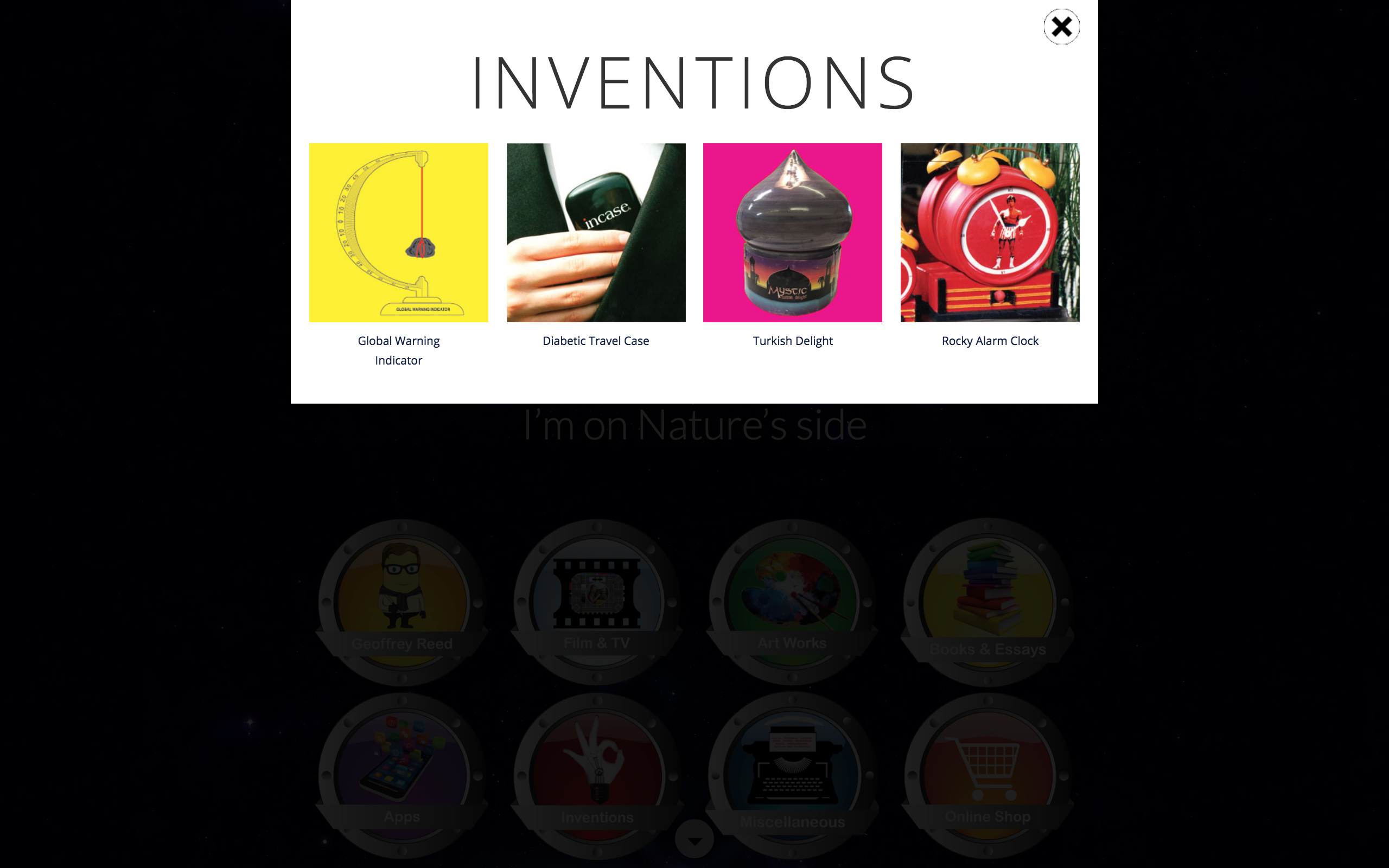 Inventions Page