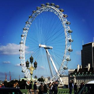 """London Eye"" - London, England"